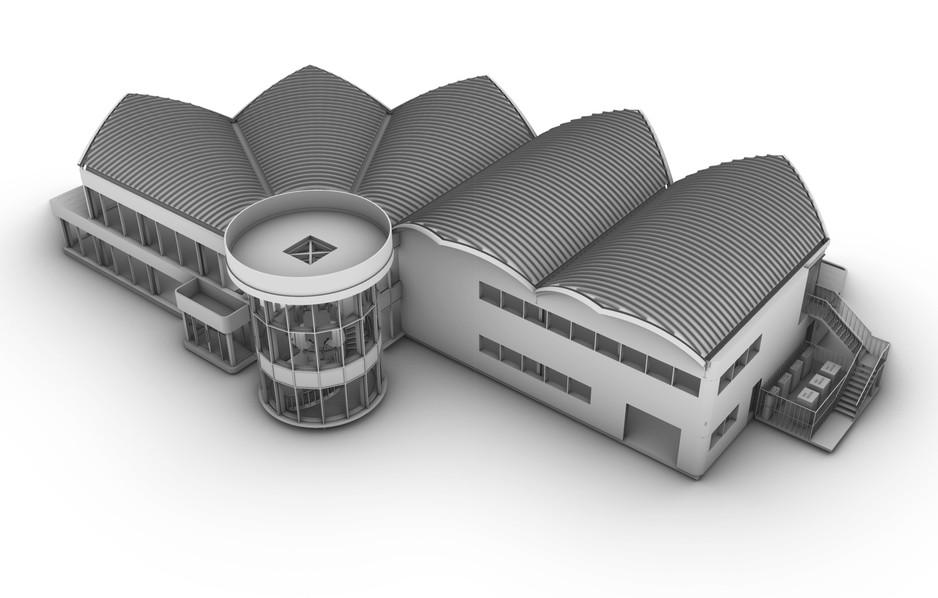 Thruxton Centre Visual 5