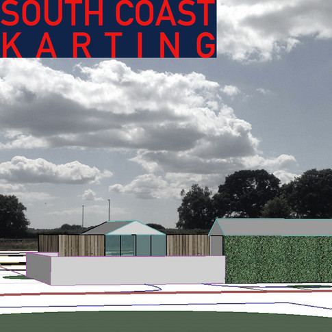 South Coast Karting, Dorset, UK.
