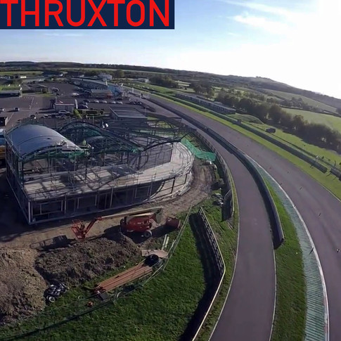 Thruxton Motorsport Centre, Hampshire