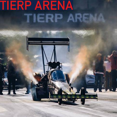 Tierp Arena, Sweden