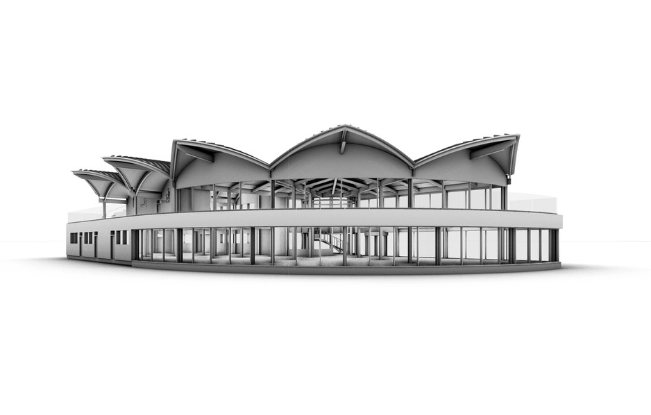 Thruxton Centre Visual 4