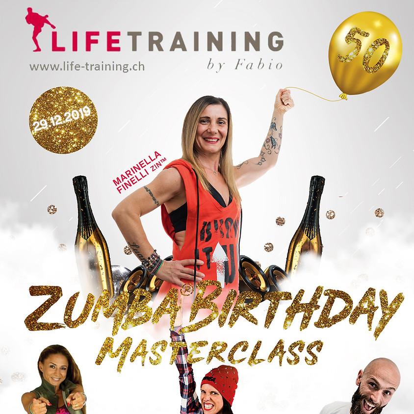 Zumba Birthday Masterclass