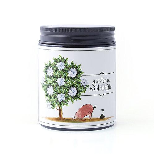 Gardenia & Wild Truffle candle 160g