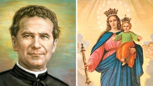 Don Bosco y María Mazarello: sus historias