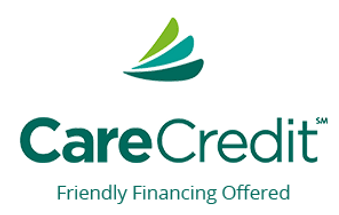 We offer Care Credit financing.