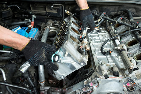 The auto mechanic deconstructs the inter
