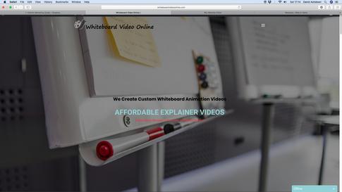 Whiteboard Video Online