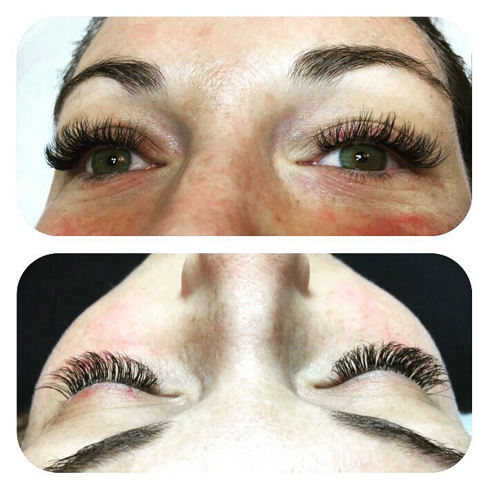 eyelashes potters bar