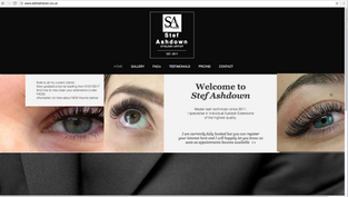 Stef Ashdown Lashes