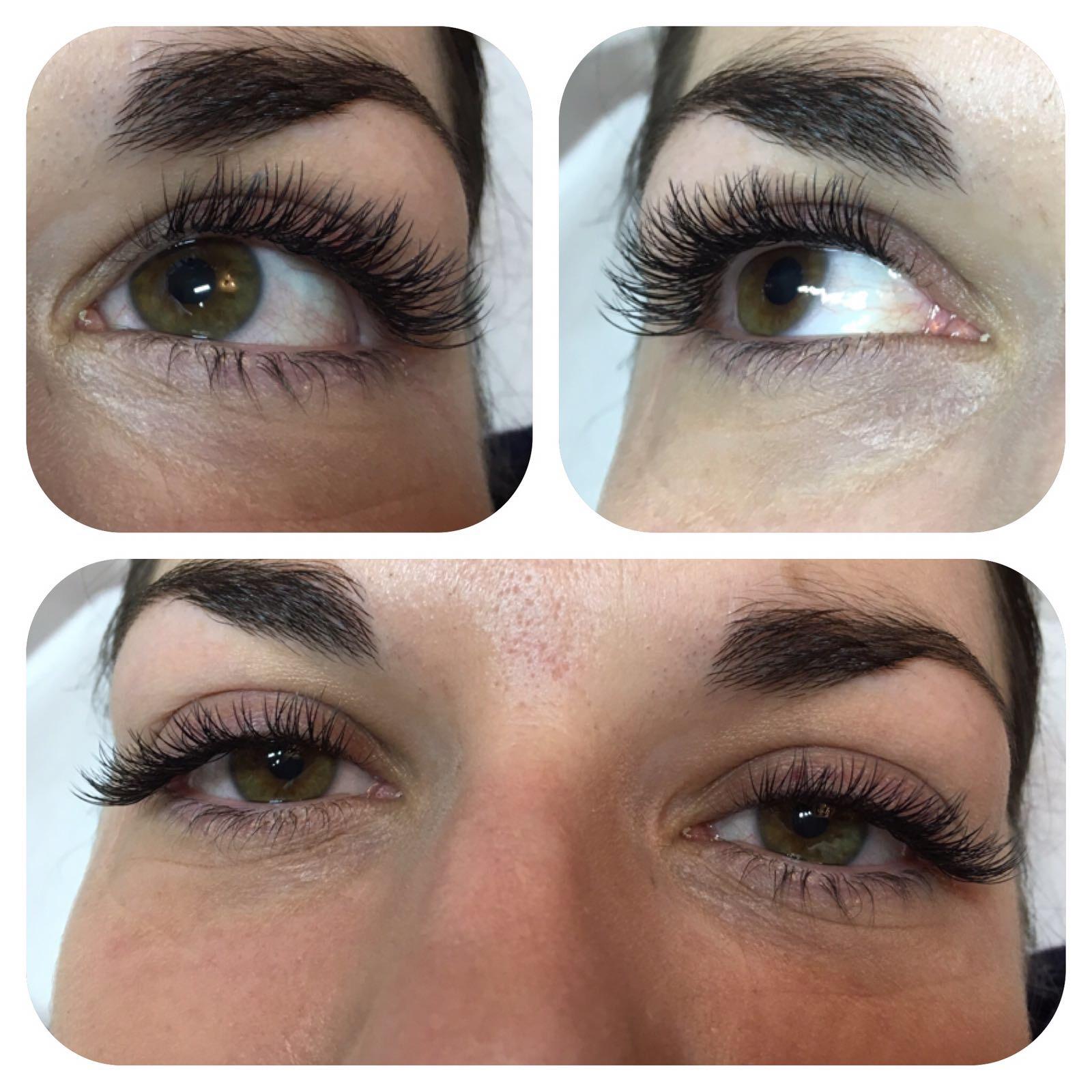 eyelash extensions hertfordshire