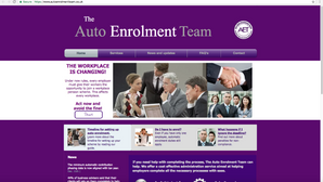 The Auto Enrolment Team