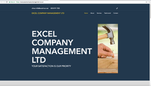 Excel Company Management