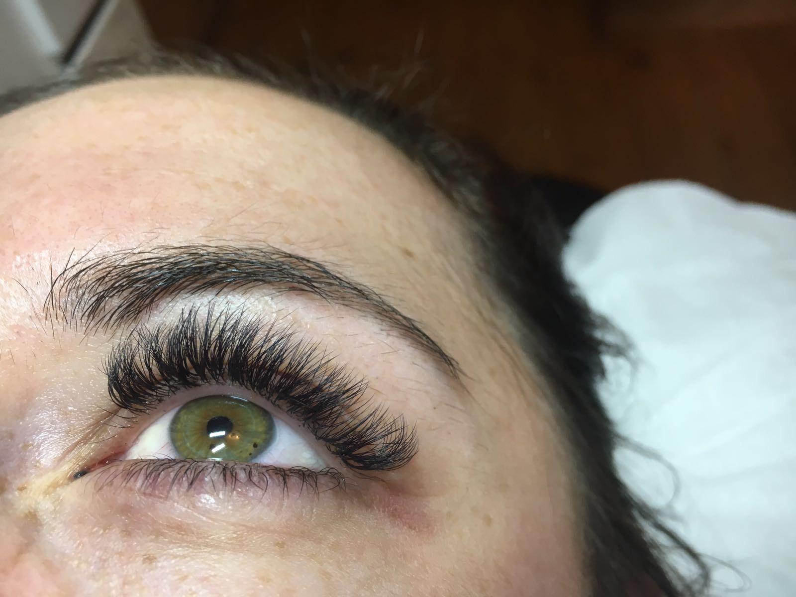 eyelashes hertfordshire