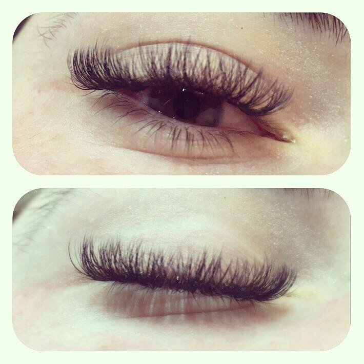 eyelash extensions in herts