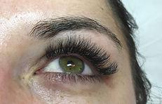 russian volume eyelashes