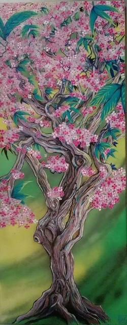 l'étrange cerisier