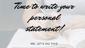 Personal Statement - 5 Top Tips
