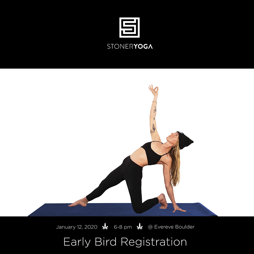 Stoner Yoga at Evereve (SOLD OUT)