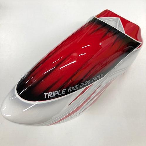 #82449 FRP CANOPY RED (NEX E6)