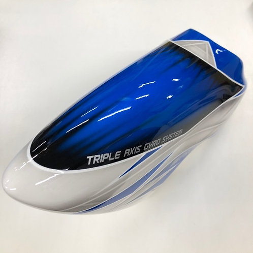 #82451 FRP CANOPY BLUE (NEX E6)