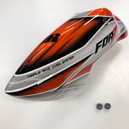 82440FRP Body for Forza450EX Orange