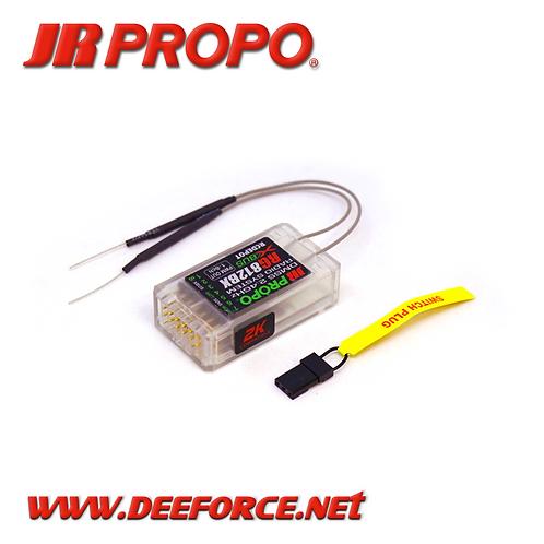 JR/DFA RG812BX 2K (R8A) DMSS 2.4GHz with Xbus