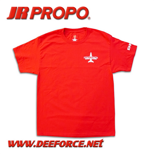 JR PROPO JET T-Shirt Red