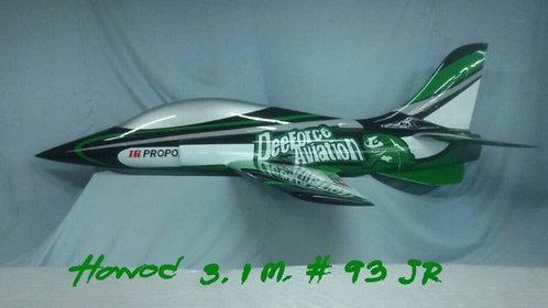 JR PROPO / Dee Force Aviation green Havoc