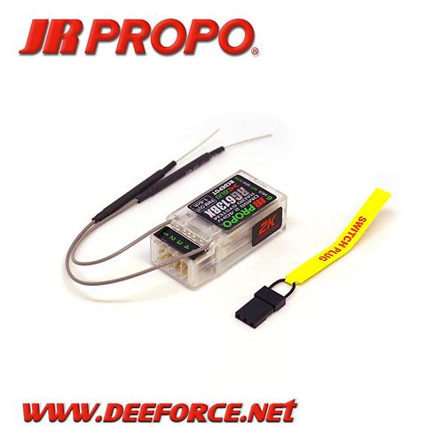 JR/DFA RG613BX 2K (R6A) DMSS 2.4GHz with Xbus