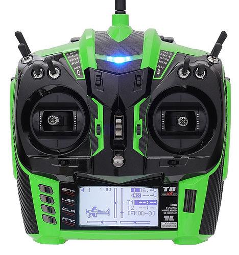 T8 X4 Green