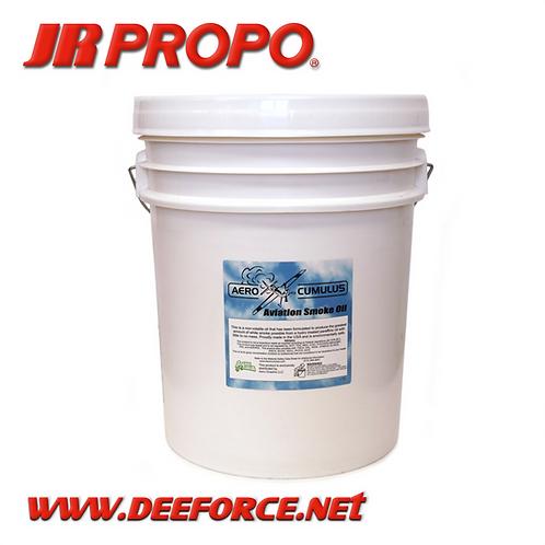Aero Cumulus smoke oil 5 gallon jug