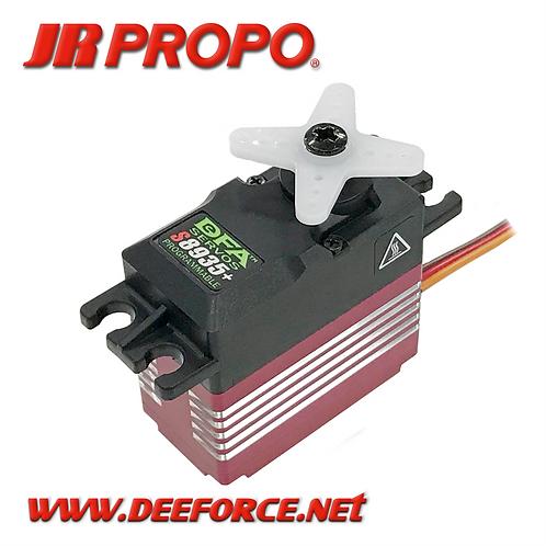 JR/DFA S8935+ programmable
