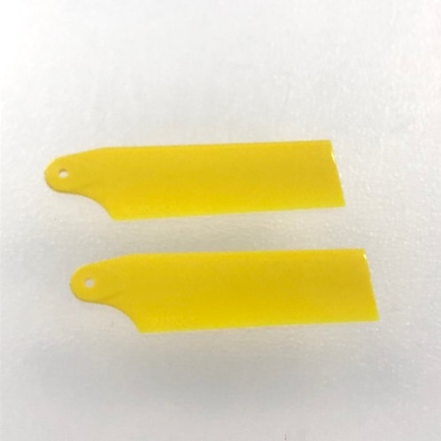 61888 TAIL ROTOR BLADE -YELLOW