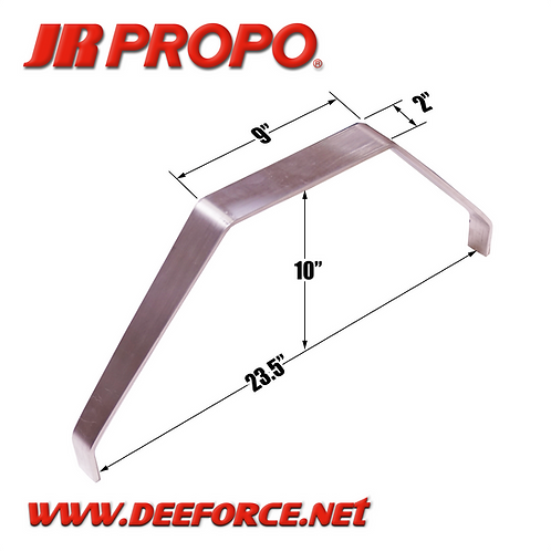 40% EX260 / Edge 540 milled landing gear