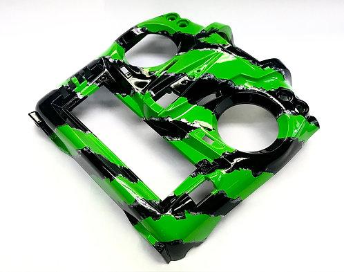DFA T44 Colored Panel / Custom green/Black/silver