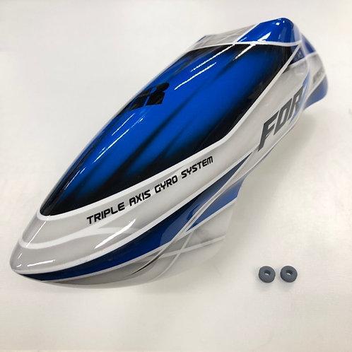 82442FRP Body for Forza450EX Blue