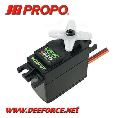 JR/DFA S8411 programmable