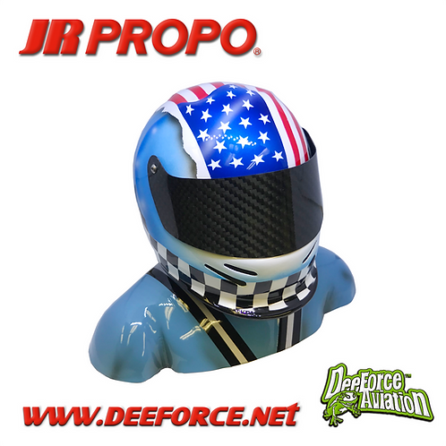 35% Pilot Figure : American Flag/Blue