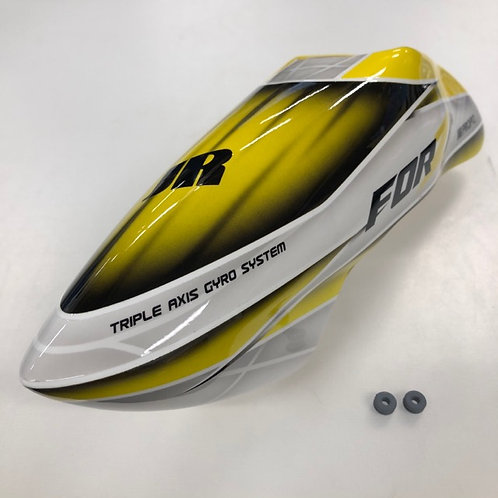 82443 FRP Body for Forza450EX Yellow