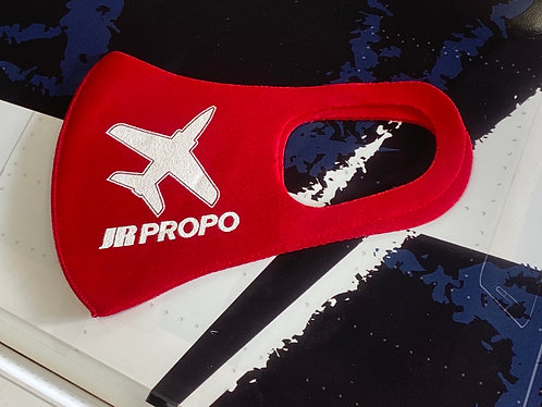 JR PROPO MASK Jet Logo