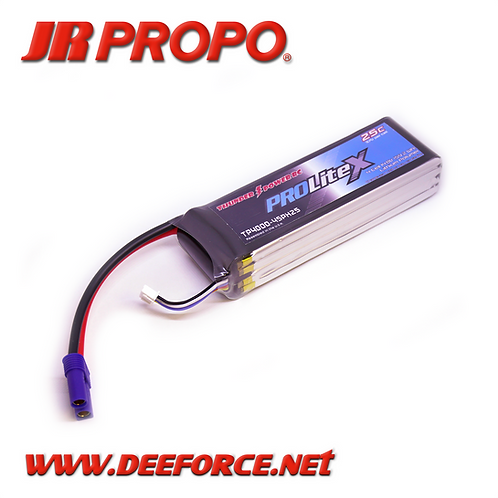 4000mAh 4-Cell 4S 14.8V 25C (59.2Wh) Li-Po BATTERY