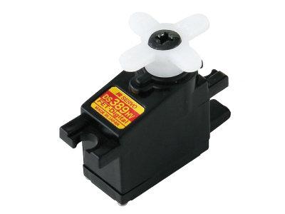 JR DS389HV High voltage sub micro servo