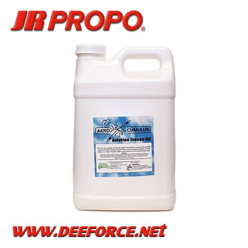 Aero Cumulus smoke oil 2.5 gallon jug