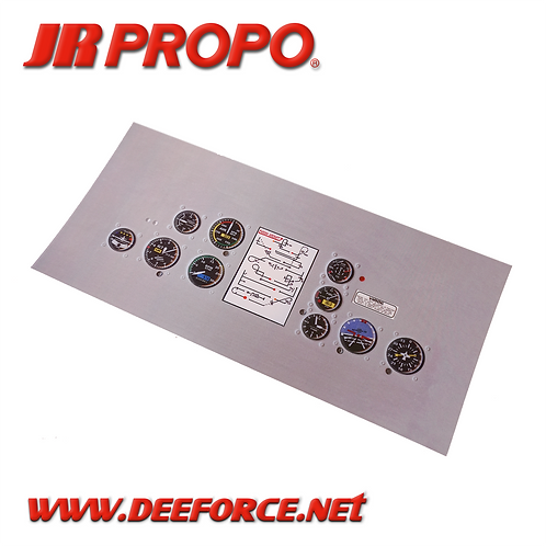 40/43% Printed Instrument Panel