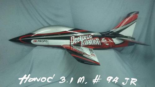 JR Propo / Dee Force Aviation Red Havoc