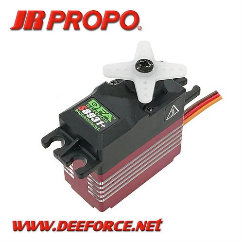 JR/DFA S8931+ programmable
