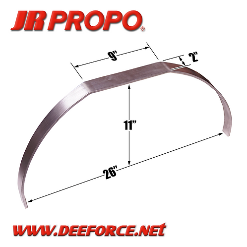 40% Extra 300 pro/s arched landing gear