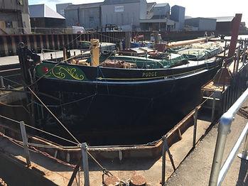 Pudge dry dock 22 June 2020 1.JPG