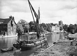 ORIGINAL The Timber Barge - PUDGE - Rev.
