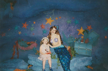 Meeting The Little Mermaid